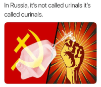 """<p>An interesting title via /r/memes <a href=""""https://ift.tt/2I8NTzI"""">https://ift.tt/2I8NTzI</a></p>: In Russia, it's not called urinals it's  called ourinals. <p>An interesting title via /r/memes <a href=""""https://ift.tt/2I8NTzI"""">https://ift.tt/2I8NTzI</a></p>"""