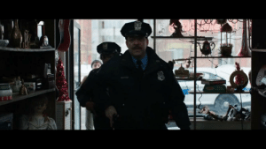In Shazam!, an Annabelle doll can be seen on the left shelf right before Billy locks the Police Officers in the store. David F. Sandberg, the film's director, also directed Annabelle Creation.: In Shazam!, an Annabelle doll can be seen on the left shelf right before Billy locks the Police Officers in the store. David F. Sandberg, the film's director, also directed Annabelle Creation.