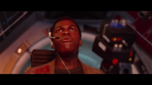 """In Star Wars: The Force Awakens (2015), Finn asks """"Are we really doing this?"""". This is a reference to the filmmakers rehashing the plot of A New Hope.: In Star Wars: The Force Awakens (2015), Finn asks """"Are we really doing this?"""". This is a reference to the filmmakers rehashing the plot of A New Hope."""