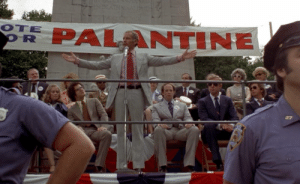 """In Taxi Driver [1976] Charles Palantine is running for president. Palantine means """"Having local authority that elsewhere belongs only to a sovereign."""": In Taxi Driver [1976] Charles Palantine is running for president. Palantine means """"Having local authority that elsewhere belongs only to a sovereign."""""""