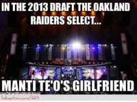 TRADE ALERT:  Dion Jordan (Raider Nation -> Dolphins Nation)  http://bit.ly/10glHrT: IN THE 2013 DRAFT THE OAKLAND  RAIDERS SELECT..  MANTITEO'S-GIRLFRIEND TRADE ALERT:  Dion Jordan (Raider Nation -> Dolphins Nation)  http://bit.ly/10glHrT