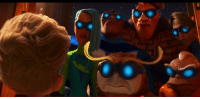 The Incredibles, Heroes, and Incredibles 2
