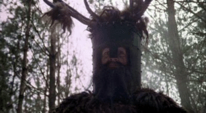 In the Monty Python and the Holy Grail (1975) King Arthur wasn't scared of the word Ni, he was scared the knight will say the n word which will make the movie unreleasable.: In the Monty Python and the Holy Grail (1975) King Arthur wasn't scared of the word Ni, he was scared the knight will say the n word which will make the movie unreleasable.