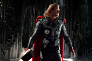 Future, Movie, and Thor: In the movie Thor, he defecates on a golden throne while conversing with his father about the future of Asgard, a subtle nod to the fact I've never actually seen the movie