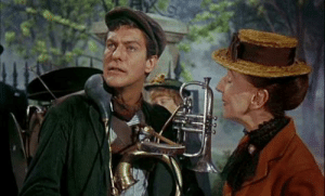 """In the opening song of Marry Poppins 1963. Bert sings """"cant put me fingure on what lies in store, but I feel what's to happen, all happend before."""" This is because It is not the first time I have seen the film.: In the opening song of Marry Poppins 1963. Bert sings """"cant put me fingure on what lies in store, but I feel what's to happen, all happend before."""" This is because It is not the first time I have seen the film."""