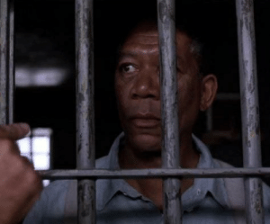 Stephen, The Shawshank Redemption, and The Shining: In The Shawshank Redemption - Red's cell number is 237, the same number as the haunted hotel room in The Shining, another Stephen King adaptation.