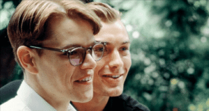 """Life, Mark Wahlberg, and Good: In """"The Talented Mr. Ripley"""" (1999), Tom Ripley is so good at impersonating people he kills Dickie Greenleaf (Jude Law) and manages to take over his identity. This is a subtle nod to Matt Damon's real life where the actor murdered Mark Wahlberg and took over his identity without arousing suspicion."""