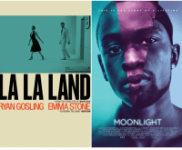 """You vs the guy she tells you not to worry about: IN THEATERS DECEMBER  LA LA FROM THE DIRECTOR OF WHIPLASH  RYAN GOSLING EMMASTONE  FEATURING THE SONG """"AUDITION'  T H E  T H  O F  F E T  M E  MOONLIGHT  A24 AND PLAN BENTERTAINMENT PRESENT APLAN BENTERTAINMENTIPASTEL PRODUCTION """"MOONLIGHT TREVANTE RHODES ANDRE HOLLAND JANELLE MONAE  ASHTON SANDERS JHAR  ROME WITH NAOMIE HARRIS AND MAHERSHALA ALI CASTING BY YESI RAMIREZ, C.S.A. MUSIC BYNICHOLAS BRITELL  COSTUME ESIGNER CAROLINE ESELIN-SCHAEFER EDITORS NAT SANDERS JOIMCMILLON PRODUCTIO  GNER HANNAH BEACHLER DIRECTOR OF PHOTOGRAPHY JAMES LAXTON  EXECUTIVE PRODUCERS BRAD PITT SARAH  ESBERG TARELLALNIN MCCRANEY PRODUCERS ADELE ROMANSK  pga DEDE GARDNER  pga & JEREMY KLEINER.  pga  ARRY JENKINS DIRECTED BY BARRY JENKINS  A24  PLAN B  COMING SOON You vs the guy she tells you not to worry about"""