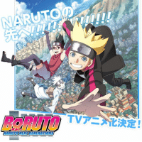 "Memes, Naruto, and Spring: in), TVア 化決定!  TARULOiNERTGENERATIONS  NARUTO!NEXT GENERATIONS  In ■ New Boruto anime starts spring 2017   ""I'm going to make this series better than Naruto""  - Masashi Kishimoto at jump festa     ~ Veenia"