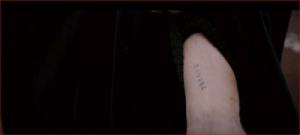 """In X-Men The Last Stand (2006) when Magneto is asked why he doesn't have a tattoo marking him as a mutant, he shows his holocaust number tattoo and says """"No needle shall ever touch my skin again"""". later he is defeated by the mutant cure, which is administered in the form of a needle.: In X-Men The Last Stand (2006) when Magneto is asked why he doesn't have a tattoo marking him as a mutant, he shows his holocaust number tattoo and says """"No needle shall ever touch my skin again"""". later he is defeated by the mutant cure, which is administered in the form of a needle."""