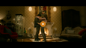 """In Zombieland: Doubletap (2019), when Wichita and Columbus are dancing in the White House, an Obama """"Hope"""" Picture can be seen in the background. Since the first movie took place in 2009, Obama was the last President and Trump was never elected.: In Zombieland: Doubletap (2019), when Wichita and Columbus are dancing in the White House, an Obama """"Hope"""" Picture can be seen in the background. Since the first movie took place in 2009, Obama was the last President and Trump was never elected."""