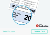 tax: income tax  18 Local wages,  ocality name  18  ling Copy  d Tax  ent  inturt  turbotax  DOWNLOAD  Turbo Tax.com