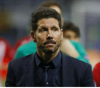Memes, Real Madrid, and Champions League: Incredible that Diego Simeone has managed Atletico Madrid since 2011, and he's only ever been knocked out of the Champions League by one team - Real Madrid 😳
