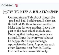 How To Keep A Relationship