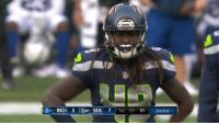 The @Seahawks rookie might have earned a starting spot.  All 26 of @ShaquemGriffin's tackles in from the 2018 #NFLPreseason! https://t.co/e0n2QzPMsm: -INDI 3 R-SEA 7 | 1st :5331  2nd & 8 The @Seahawks rookie might have earned a starting spot.  All 26 of @ShaquemGriffin's tackles in from the 2018 #NFLPreseason! https://t.co/e0n2QzPMsm