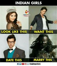 girls laughing: INDIAN GIRLS  LAUGHING  LOOK LIKE THISWANT THIS  DATE THIS  MARRY THIS