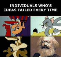 Memes, Time, and 🤖: INDIVIDUALS WHO'S  IDEAS FAILED EVERY TIME
