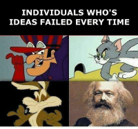 Memes, Time, and 🤖: INDIVIDUALS WHO'S  IDEAS FAILED EVERY TIME Rekt