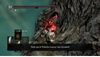 Dank, Spirit, and Paladin: ine Orb  Dark spirit Paladin Leeroy has invaded! When you try your best but its Dark Souls   Thanks to Zac Thompson for the original footage. Also, Im so sorry for you, fellow undead   ~Dicky