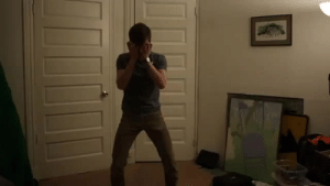 """ineskew:  dailybdg:  jhonenyo:  currently going stupid going crazy over this video  Me listening to music when I'm alone  [Video description: In a dimly lit room, Brian David Gilbert dances expressively to the groovy flute solo from """"Say Yes"""" by Kishi Bashi.] : ineskew:  dailybdg:  jhonenyo:  currently going stupid going crazy over this video  Me listening to music when I'm alone  [Video description: In a dimly lit room, Brian David Gilbert dances expressively to the groovy flute solo from """"Say Yes"""" by Kishi Bashi.]"""