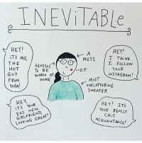 (Artist: @bymariandrew) what's your favourite breed of dog? Mines gotta be a rottie or a Labrador or some kind of huge dog because they are the best: INEVITABLe  HEYI  HEY  ITS ME,  T THINE  MESS  THE  I FOLLOW  GLasses  Hov R  HOT  TO BE  ZiT  WORN AT  NC  Gv Y  INSTAGRAMI  I I  HOME  MOST  FROM  UNFLATTeRiNG  YOGA  SWEATER  HEY  HEY I  ITS  YOUR  T S  YOUR REALLY  GIRLFRIEND  ACQUAINTANCel  LOOKIN (Artist: @bymariandrew) what's your favourite breed of dog? Mines gotta be a rottie or a Labrador or some kind of huge dog because they are the best