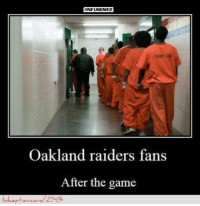 Oakland Raiders: Post-Game! Credit: Dylan Gibson  http://www.lolception.com/2743: INFINEMEZ  Oakland raiders fans  After the game  lol option on 2713 Oakland Raiders: Post-Game! Credit: Dylan Gibson  http://www.lolception.com/2743