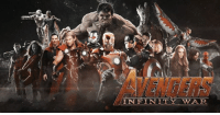 Memes, Avengers, and Infiniti: INFINITY WATAR A casting call for AVENGERS: INFINITY WAR and its sequel has been put out for extras in or near the Atlanta area; filming is expected to take place throughout all of 2017. http://tinyurl.com/homx6jf  (Brian)