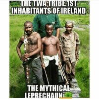 """Af, Creepy, and Fucking: INHABITANTSOFIRELAND  THE MYTHICAL <p><a href=""""http://equestrianrepublican.tumblr.com/post/147906526011/shitpost-senpai-pax-britannica"""" class=""""tumblr_blog"""">equestrianrepublican</a>:</p>  <blockquote><p><a class=""""tumblr_blog"""" href=""""http://shitpost-senpai.tumblr.com/post/147899686990"""">shitpost-senpai</a>:</p> <blockquote> <p><a class=""""tumblr_blog"""" href=""""http://pax-britannica.tumblr.com/post/147899349477"""">pax-britannica</a>:</p> <blockquote> <p><a class=""""tumblr_blog"""" href=""""http://one-of-the-lads.tumblr.com/post/147898364458"""">one-of-the-lads</a>:</p> <blockquote> <p><a class=""""tumblr_blog"""" href=""""http://nefferasilva.tumblr.com/post/147896089003"""">nefferasilva</a>:</p> <blockquote> <p>So what St. Patrick is really famous for, is waging a genocidal war against the indigenous people of Ireland who had migrated there many thousands of years before the Caucasians and before Christianity, who where African (and coincidentally, thought to be Pagan). (<a href=""""http://culturalhealth.blogspot.com/2011/03/irish-leprechauns-were-originally-black.html"""">http://culturalhealth.blogspot.com/2011/03/irish-leprechauns-were-originally-black.html</a>)</p> </blockquote> <p>WE</p> </blockquote> <p>WUZ</p> </blockquote> <p><figure class=""""tmblr-full"""" data-orig-height=""""112"""" data-orig-width=""""608""""><img src=""""https://78.media.tumblr.com/bce4a57c00d587d0a4b69986cf093b6f/tumblr_inline_oatvkj44iX1s3cj0w_540.png"""" data-orig-height=""""112"""" data-orig-width=""""608""""/></figure><figure data-orig-height=""""258"""" data-orig-width=""""265""""><img src=""""https://78.media.tumblr.com/0f264df8f5cee30e4343ad3f4da86b05/tumblr_inline_oatvl6PEIq1s3cj0w_500.gif"""" data-orig-height=""""258"""" data-orig-width=""""265""""/></figure></p> </blockquote>  <p>THAT'S NOT HOW IT FUCKING HAPPENED YOU REVISIONIST CUCKS.</p></blockquote>  <p>On an unrelated note that last GIF is freaking creepy af.</p>"""