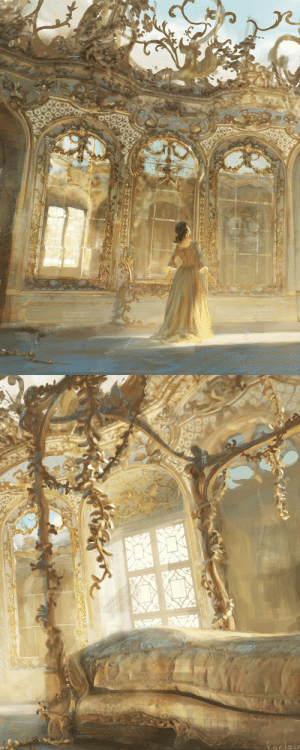 inividia:Beauty and the Beast Concept Art by Karl Simon: inividia:Beauty and the Beast Concept Art by Karl Simon