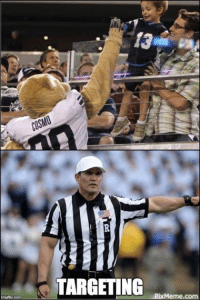 Meme, Memes, and Target: Inngflip Dorn  TARGETING  Meme com BYU lost fair and square, but there still were some bogus calls last night.