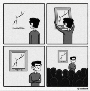 Modern art in a way we all can understand by RandomNinja11 MORE MEMES: insecurities  MEME  O sandserif Modern art in a way we all can understand by RandomNinja11 MORE MEMES