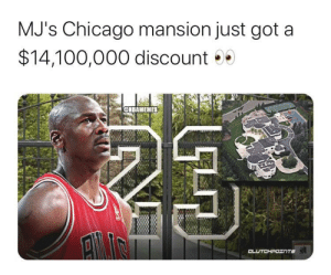 Inside look at MJ's insane Chicago mansion: https://t.co/taCUOCSgGQ https://t.co/L9k81O2e07: Inside look at MJ's insane Chicago mansion: https://t.co/taCUOCSgGQ https://t.co/L9k81O2e07