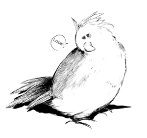 Inspiration Bird is here for you! [Manga]: Inspiration Bird is here for you! [Manga]
