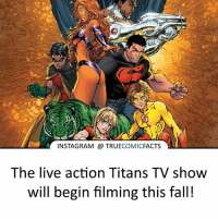 Do you think it will be good show?! ⠀_______________________________________________________ superman joker redhood martianmanhunter dc batman aquaman greenlantern ironman like spiderman deadpool deathstroke rebirth dcrebirth like4like facts comics justiceleague bvs suicidesquad benaffleck starwars darthvader marvel flash doomsday catwoman teentitans: INSTAGRAM COMIC  FACTS  The live action Titans TV show  will begin filming this fall! Do you think it will be good show?! ⠀_______________________________________________________ superman joker redhood martianmanhunter dc batman aquaman greenlantern ironman like spiderman deadpool deathstroke rebirth dcrebirth like4like facts comics justiceleague bvs suicidesquad benaffleck starwars darthvader marvel flash doomsday catwoman teentitans