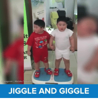 Memes, 🤖, and Jiggle: Instagram I Meiske Tenjune  JIGGLE AND GIGGLE This is too funny! 😂 #onedip