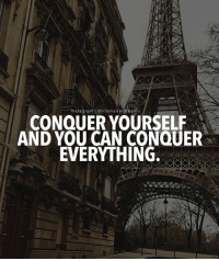 Conquerer: Instagram I millionaire fdream  CONQUER YOURSELF  AND YOU CAN CONQUER  EVERYTHING.