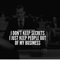 Memes, 🤖, and Keeping Secrets: INSTAGRAMI THE FUTURE. ENTREPRENEUR  I DON'T KEEP SECRETS  I JUST KEEP PEOPLE OUT  OF MY BUSINESS Double tap ❤ if you agree with this and tag someone below who needs to see this.....via @businessgoal | | thefutureentrepreneur | 📷 belongs to the respective owners