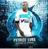 Good luck to former Red Devil Patrice Evra who has joined french side Marseille from Juventus..!! Best of luck for the future..!! @patrice.evra: INTE?  PATRICE EVRA  OLYMPIOUE DE MARSEILLE  n冀脂  Marot  ふ Good luck to former Red Devil Patrice Evra who has joined french side Marseille from Juventus..!! Best of luck for the future..!! @patrice.evra