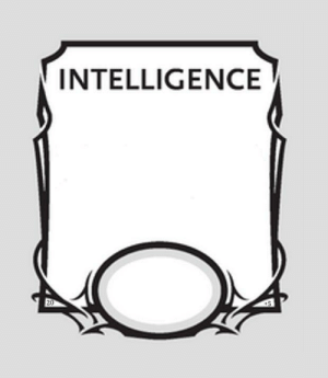 DnD, Intelligence, and Think: INTELLIGENCE  20 I think I finally figured it out