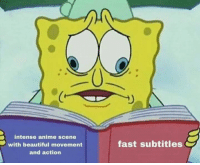 """<p>New Spongebob template? via /r/MemeEconomy <a href=""""https://ift.tt/2ndSQuf"""">https://ift.tt/2ndSQuf</a></p>: intense anime scene  with beautiful movement  and action  fast subtitles <p>New Spongebob template? via /r/MemeEconomy <a href=""""https://ift.tt/2ndSQuf"""">https://ift.tt/2ndSQuf</a></p>"""