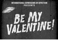 International, Valentine, and Be My Valentine: INTERNATIONAL EXPRESSIONS OF AFFECTION  PRESENTS  BE MY  VALENTINE