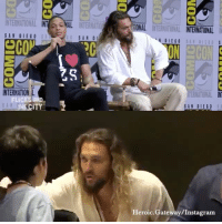 Instagram, Memes, and Superman: INTERNATIONAL INTNAL  NTERNATI  ONAL INTERNATIONAL INTERNATIONAL.  SAN DIEGOS  O SAN D  DIEGO S  30  ON  ON  INTERNATION  TERNATIONAL  INT  SAN DIEGOSA  iTY  Heroic.Gateway/Instagram Jason Momoa comforted the same kid who asked for Superman at the Q&A portion of the JL Panel earlier that day. JusticeLeague Aquaman Superman JoinTheLeague UniteTheLeague SanDiegoComicCon2017 dccomics warnerbros dccinematicuniverse dcextendeduniverse dceu dcfilms ManofSteel BatmanvSuperman DawnofJustice SuicideSquad WonderWoman JusticeLeague Aquaman TheBatman GothamCitySirens TheFlash Nightwing Batgirl Cyborg GreenLanternCorp heroic_gateway @wbpictures @heroic.gateway - . . . . . -Make Sure to Give this Post a LIKE and be so kindly Leave your thoughts and comments below. Make sure to turn on Accounts Post-Notification for more of our Daily Awesome DCEU posts.