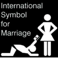 Marriage: International  Symbol  for  Marriage