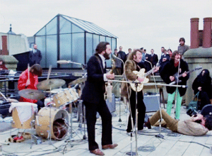 The Beatles, Tumblr, and Beatles: inthebeatleslife:  TODAY IN HISTORY: The Beatles perform their last show as a band (January 30, 1969)