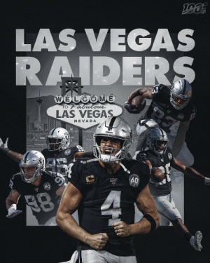 Introducing the Las Vegas @Raiders. #RaiderNation https://t.co/4lGMJChSLU: Introducing the Las Vegas @Raiders. #RaiderNation https://t.co/4lGMJChSLU