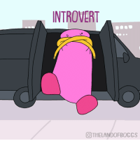 Dating, Introvert, and Memes: INTROVERT  OTHELANDOFBOGCS You're coming with us! ( Follow @thelandofboggs ) . . . . . introvert extrovert relationships bff couples dating webcomic animation cartoon