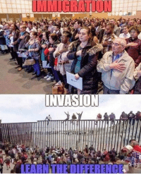Memes, 🤖, and Invasion: INVASION  LEARN THE DIFFERENCE