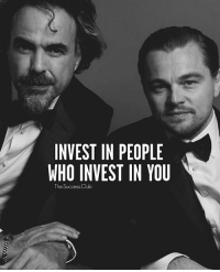 Club, Memes, and Best: INVEST IN PEOPLE  WHO INVEST IN YOU  The Success Club Tag a friend and follow @the.success.club • The best investments you can make are in people. Invest in yourself and invest in those who invest in you.
