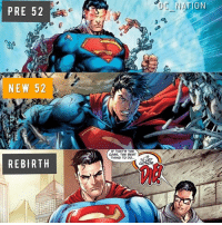 Which version is your favorite? dc dccomics dceu dcu dcrebirth dcnation dcextendeduniverse batman superman manofsteel thedarkknight wonderwoman justiceleague cyborg aquaman martianmanhunter greenlantern theflash greenarrow suicidesquad thejoker harleyquinn comics injusticegodsamongus: ION  PRE 52  NEW 52  IF THATS THE  CASE, THE BEST  THING TO DTOLET  REBIRTH  LUTHOR Which version is your favorite? dc dccomics dceu dcu dcrebirth dcnation dcextendeduniverse batman superman manofsteel thedarkknight wonderwoman justiceleague cyborg aquaman martianmanhunter greenlantern theflash greenarrow suicidesquad thejoker harleyquinn comics injusticegodsamongus