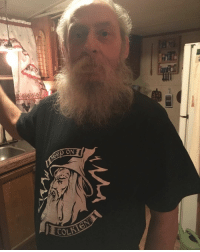 Family Christmas party & Chitty made out like a bandit with the new shirts...@thegunslinger3 hooked him up with Gandalf...Keep on Tolkien 😁: IONE  COLING  COLD Family Christmas party & Chitty made out like a bandit with the new shirts...@thegunslinger3 hooked him up with Gandalf...Keep on Tolkien 😁